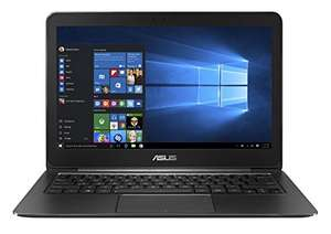 Asus Zenbook UX305CA-FB126T 33,8 cm (13,3 Zoll non Glare Quad HD) Notebook (Intel Core M7-6Y75, 8GB RAM, 256GB SSD, Intel HD, Win 10 Home) schwarz @Amazon