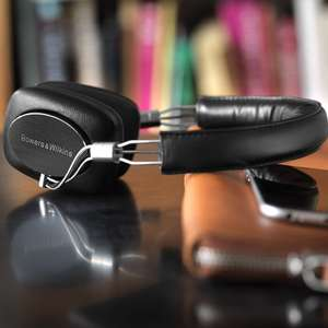 Bowers & Wilkins P5 Wireless (aptX, AAC, BT 4.1, 10 Hz-20 kHz) [B4F]