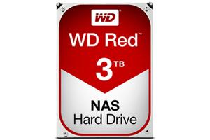 Western Red die 24/7 Festplatte mit 3TB, das beste für NAS-Anwendungen
