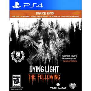 [PS4] Dying Light: The Following Enhanced Edition