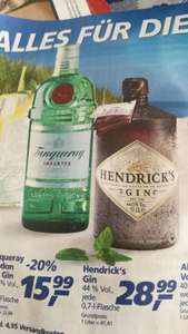 Tanqueray London Dry Gin 47,3% bei real
