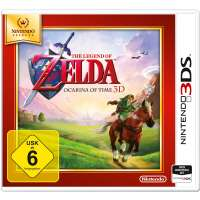 The Legend of Zelda: Ocarina of Time 3D (3DS) für 15,99€ (Müller + Amazon Prime)