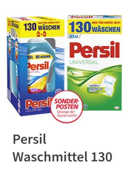 Persil Waschmittel bei real (im Laden): 18€ statt 20€ idealo