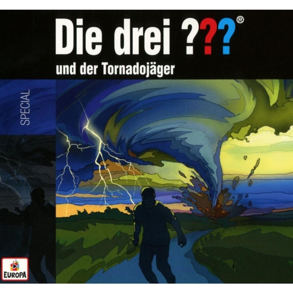 Die drei ??? - ... und der Tornadojäger Müller