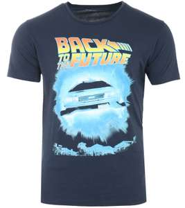 "Selected T-Shirts ""BACK TO THE FUTURE"" / Outlet46 / Update: nur noch Grösse S"