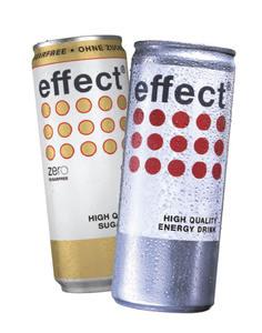 Effect Energy Drink versch. Sorten 0,33l für 0,79€ + 20 DC-Zusatzpunkte = 0,59€ bei Netto Markendiscount
