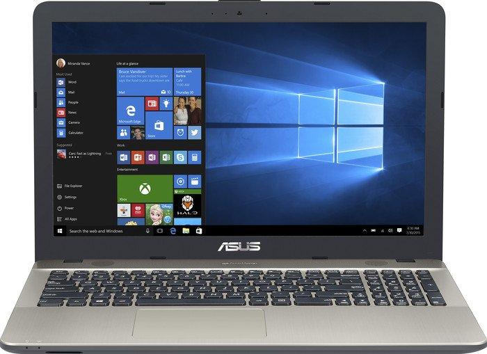Asus VivoBook F541UA (15,6'' FHD matt, i3-6006U, 8GB RAM, 256GB SSD, DVD-Brenner, USB Typ-C, FreeDOS) für 333€ [NBB]
