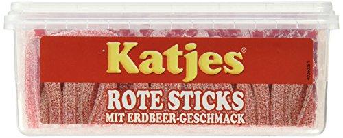 1,4KG saure Schnüre von KATJES für 6€ via Amazon PLUS