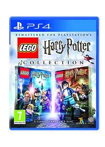 Lego Harry Potter Collection (PS4) für 17,25€ inkl. VSK (Base.com)