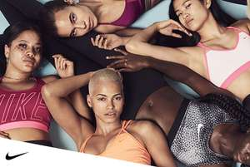 20% extra Rabatt auf ausgewählte Damen-Bras bei Nike, Nike Pro Bra für 16,77€ statt ca. 25€
