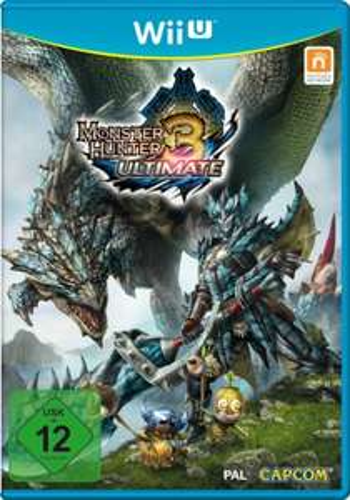 Monster Hunter 3: Ultimate (Wii U) für 25,84€ (Amazon Prime)