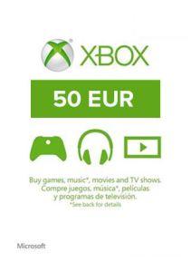 [G2A] XBox Live 50 Euro Guthaben für 40,55 €