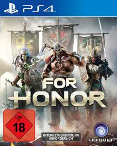 For Honor (Xbox One & PS4 & PC) für je 23,99€ (Müller)