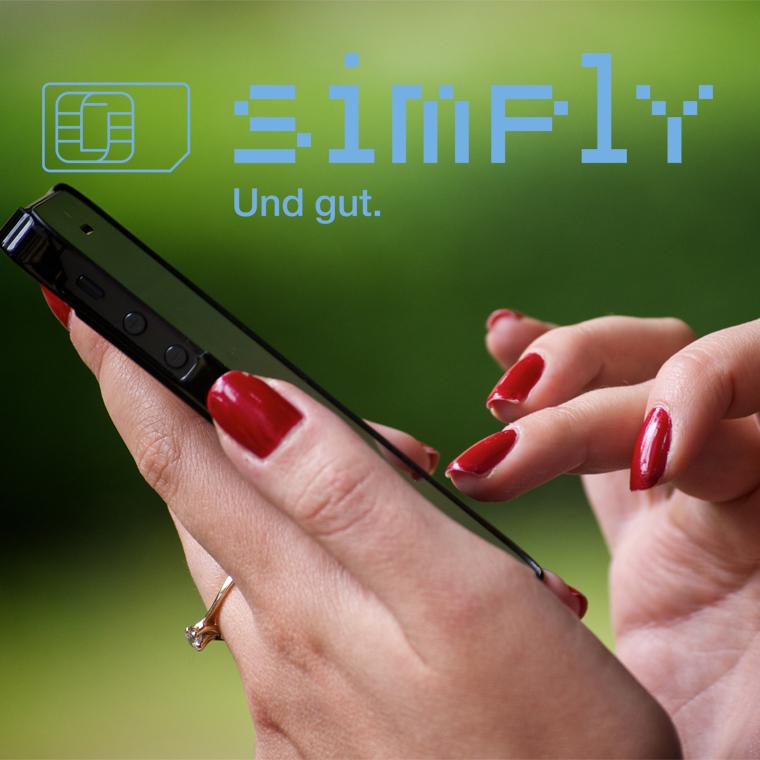Simply o2-Netz 15 GB LTE (+ Allnet & SMS) für nur 24,99 € / Monat und jederzeit kündbar - Drillisch Konter gegen o2 Jubiläumstarif