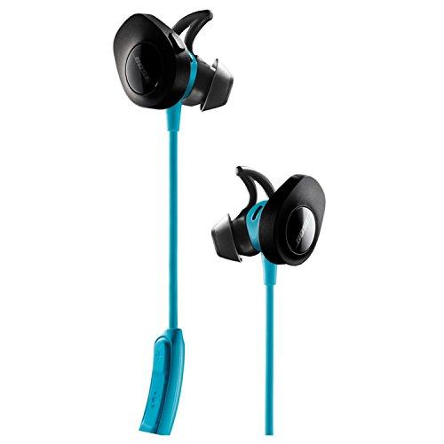 [Amazon.de] Bose SoundSport kabellose Kopfhörer blau für 99,66€