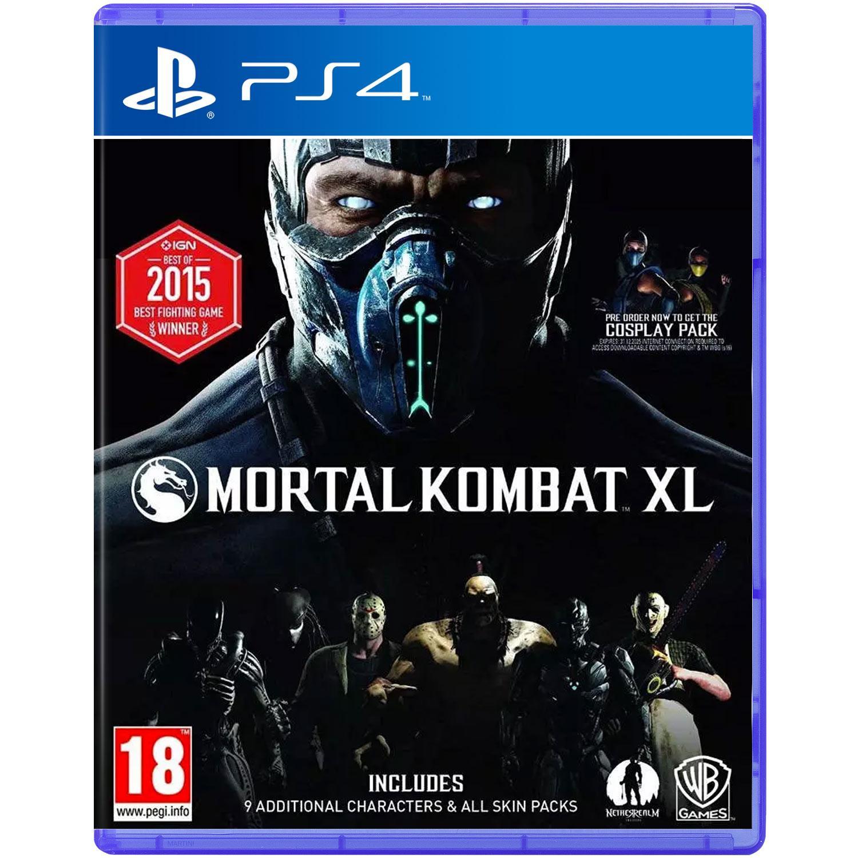 Mortal Kombat XL (PS4) für 16,07€ inkl. VSK (Mymemory)