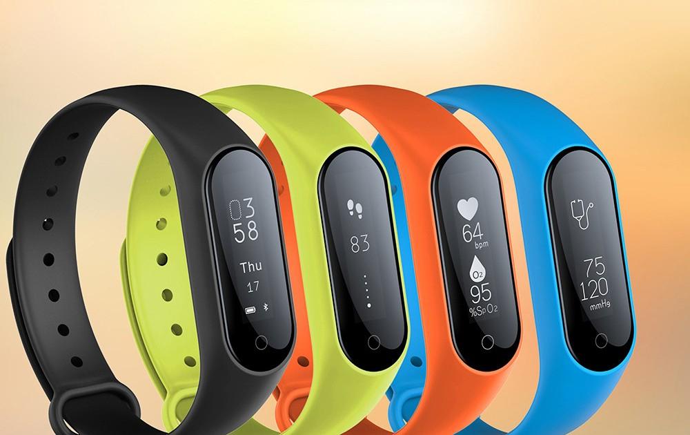 Y2 Plus Smartband  -  SCHWARZ -  Schrittzähler / Herzfrequenz / Blutdruck / Sauerstoffgehalt / Schlafanalyse... - PVG 25€
