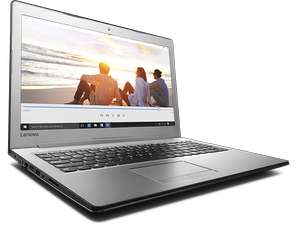 "Lenovo 510-15IKB 15.6"" Full-HD IPS, Core i5-7200U, 8GB, 1TB, GeForce 940MX 2GB, DVD, Windows 10"