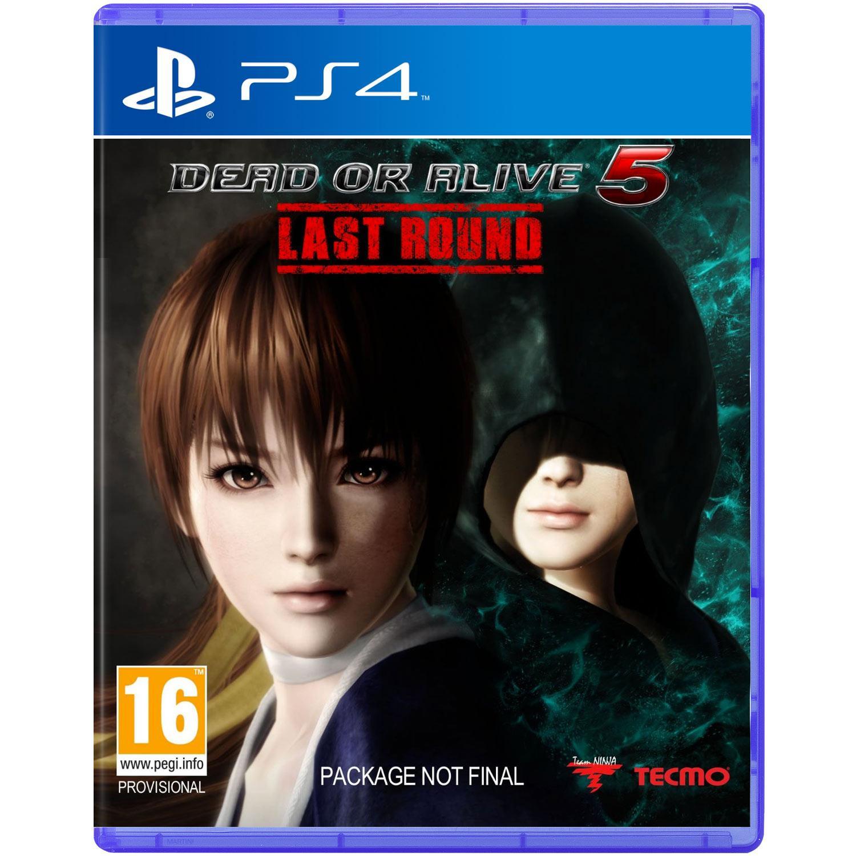 Dead or Alive 5: Last Round (PS4) für 13,96€ (Mymemory)