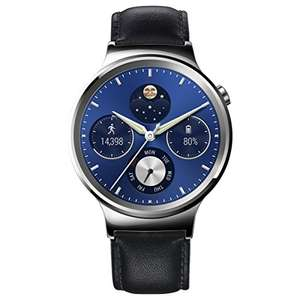 Huawei Watch Classic mit Lederarmband schwarz für 221,49€ [amazon.co.uk]