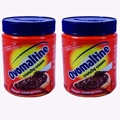 (Amazon Plus) Ovomaltine Crunchy Cream (2x380g) | 3,99€ statt ~6€