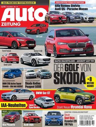 1 Jahr Auto-Zeitung für 70€ bei Bankeinzug und 70€ Bestchoice Gutschein (inkl. Amazon) oder 65€ Barscheck
