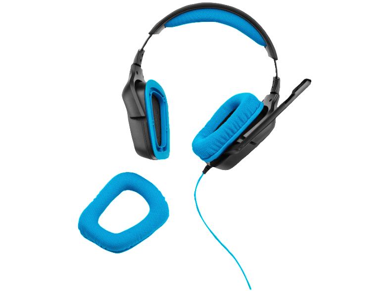 *wieder online*  [MediaMarkt] LOGITECH G430 7.1 Headset | für 25€ bei Amazon
