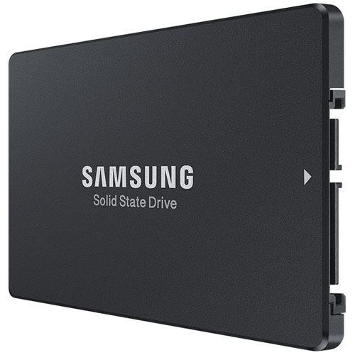 """480GB Samsung SSD PM863a Bulk 2.5"""" (6.4cm) SATA 6Gb/s 3D-NAND TLC Toggle (MZ7LM480HMHQ-00005) (Mindfactory)"""
