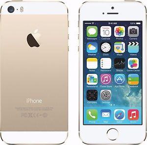 iPhone 5s in Gold 16 GB für 129,-- EUR bei eBay WOW (guter Zustand)