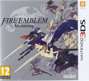 Fire Emblem: Awakening (3DS) für 27,20€ (Amazon.es)