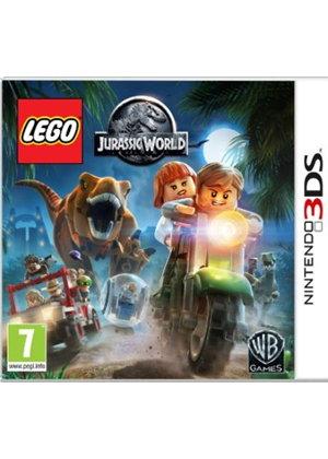 LEGO Jurassic World (3DS) für 15,10€ inkl. VSK (Base.com)