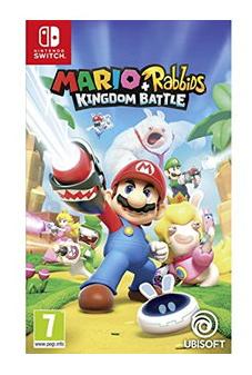 Mario + Rabbids Kingdom Battle (Nintendo Switch) für 46,29€ (Base.com)