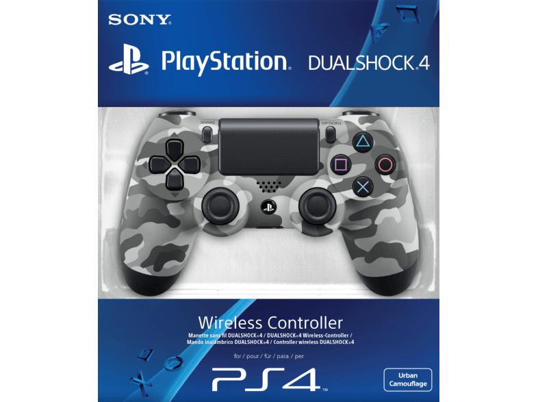 [Saturn] SONY PS4 Wireless DualShock 4 Controller Camouflage, Gamepad ab 39,99€ bei Abholung mit Füllartikel für 41,48€ inc. Versand!..Weitere Controller zum selben Preis