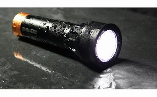 Duracell Daylite 3W LED-Taschenlampe mit patentierter TrueBeam-Optik 9,95