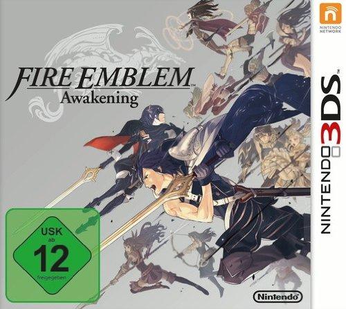 [Amazon.de und Saturn] Firem Emblem: Awakening  für 31,99€ oder Fire Emblem Echoes für 29,99€