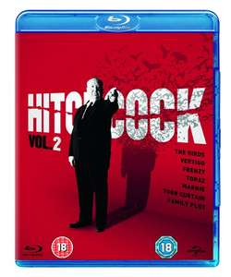 Hitchcock - Volume 2 (7x Blu-ray) für 8,68€ (Zoom.co.uk)
