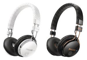 Philips SHB 8000 CitiScape Foldie Kabelloser Bluetooth On-Ear-Kopfhörer