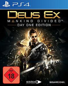 Deus Ex Mankind Divided (PS4) für 8,99€ (eBay)