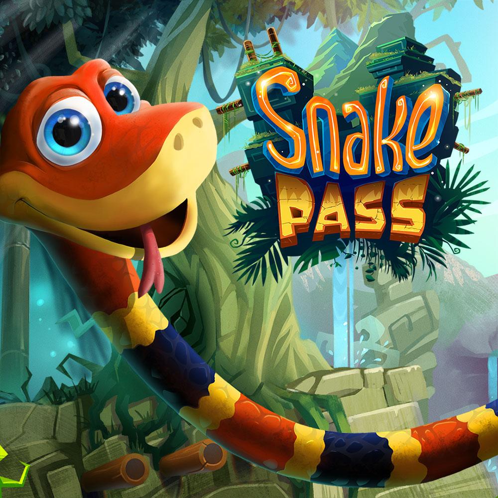 Snake Pass (Nintendo Switch) für 11,99€ (Nintendo)