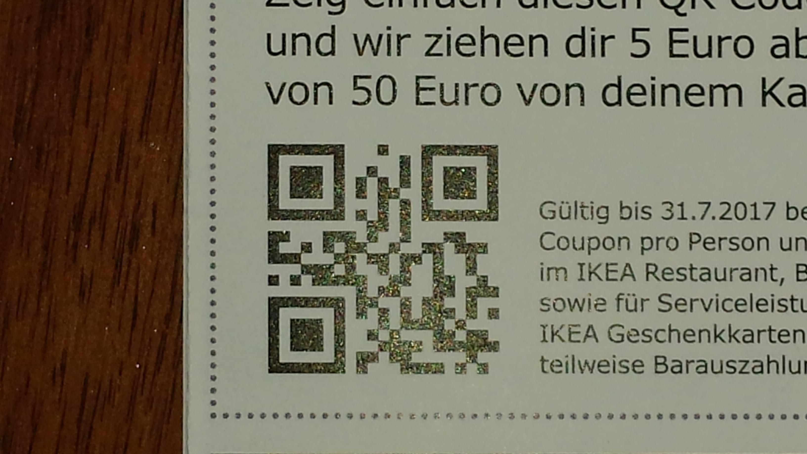 Ikea Dresden Gutschein 5€ bei 50€ Umsatz