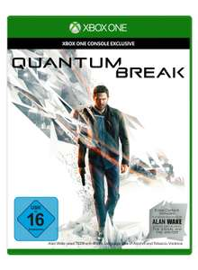 Quantum Break (inkl. Alan Wake) (Xbox One) für 12€ Versandkostenfrei (Media Markt)