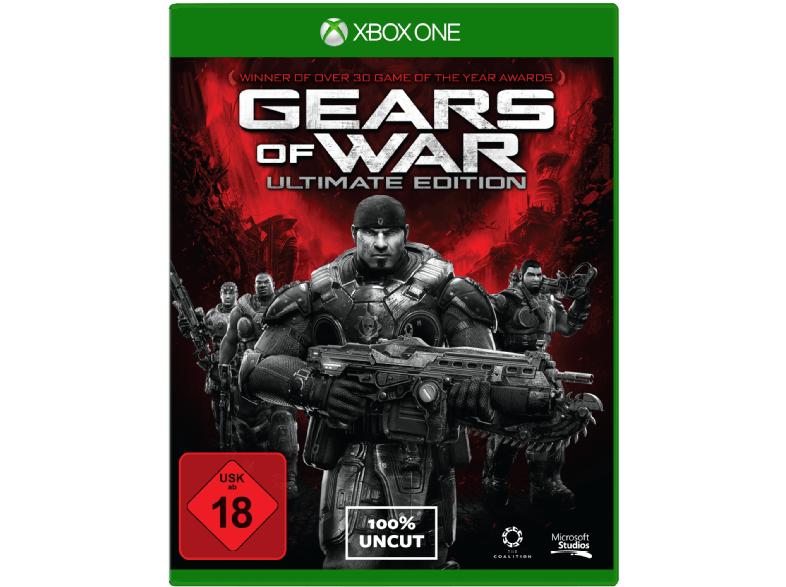 Gears of War: Ultimate Edition (Xbox One) für 10€ Versandkostenfrei (Media Markt)