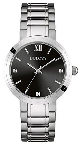[Amazon Italien] Bulova Diamonds 96D124 Damenuhr mit  Swarovski-Kristallen für 34€ incl. Versand nach Deutschland!