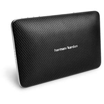 Harman/Kardon Esquire 2 Bluetooth Multimedia-Lautsprecher mit 360° Freisprecheinrichtung in schwarz