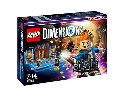 [Amazon Frankreich] LEGO® Dimensions 71253 Story Pack Phantastische Tierwesen für 21,32€ inkl. Versand
