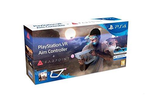 Sony PS4 PSVR - Farpoint VR (inkl.PS VR-Ziel-Controller) für €76,96 [@Amazon.it]