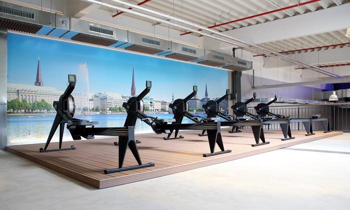 1 Monat Fitnessstudio Flatrate bei beneFit inkl. aller Kurse & Getränke