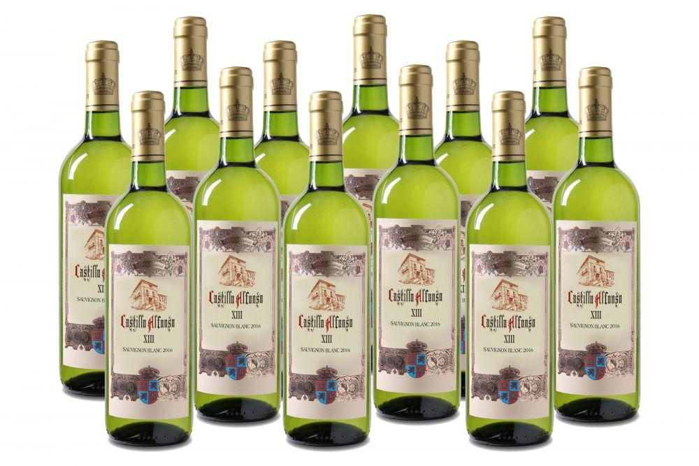12er-Paket Castillo Alfonso XIII - Sauvignon Blanc - 29€ anstatt 95,88€