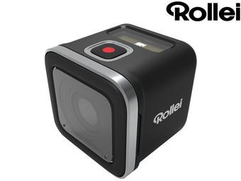 Rollei Actioncam 500 Sunrise   FHD   Wasserdicht