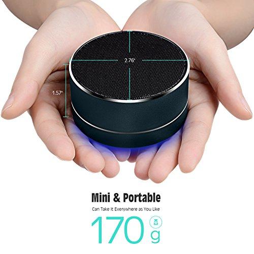 HAVIT 3 in 1 Mini LED Bluetooth Lautsprecher für 9,99 Euro statt 14,99 Euro